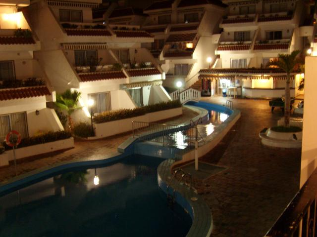 Night view - Las Floritas, Playa de las Americas, Tenerife