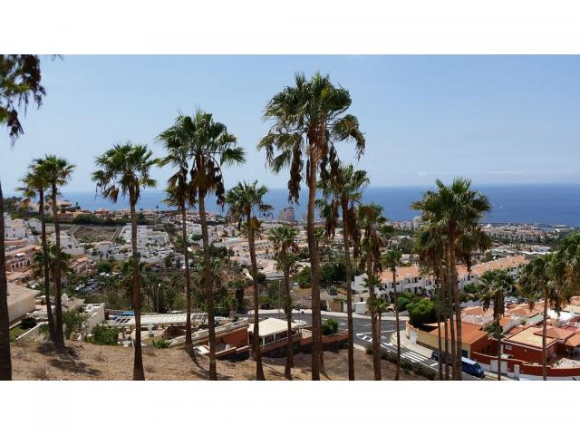 Spacious 1 Bedroom Apartment in San Eugenio Costa Adeje Tenerife with Panoramic Ocean and Mountain Views